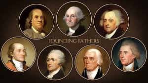 Bilderesultat for picture founding fathers